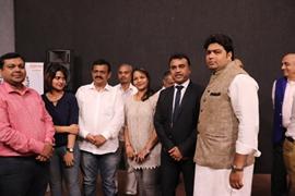 Special Screening Of Hindi film Rizwan In Mumbai