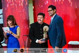 GLIMPSES OF EVENT PLANNERS FEDRATION & EPF AWARDS WAS AN EXTRA-ORDINARY SHOW ON  EVENT MANAGER'S DAY KUDOS TO SHOWMAN SIR PRASHOB SAINI AND EVENT QUEEN ARCHANA DANGE