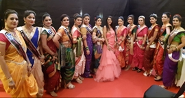 Apsara Maharashtra 2019 Season 5 Held In Mumbai Presented by S. S. Associates