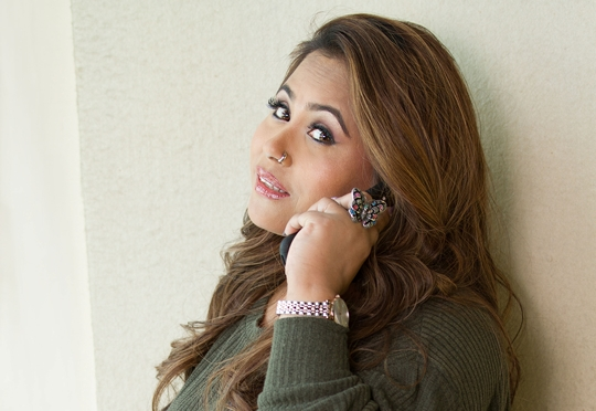 Manndakini Bora gears up for her next single Chappan Churi & Banjara with Javed Ali