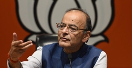 Former Finance Minister Arun Jaitley Passed Away