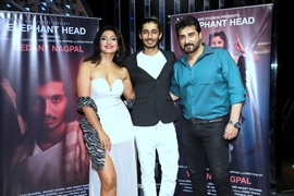 Aarti Nagpal Launches Vedant  Nagpal's First Music Video album Elephant Head