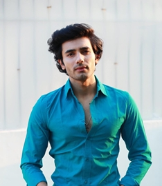 Ankur Verma Debuts In Bepanah Pyaar As Raghav Sharma