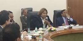 Republic Of Panama Delegation Meets Indian Business Delegates At WTC Mumbai 29th October 2019