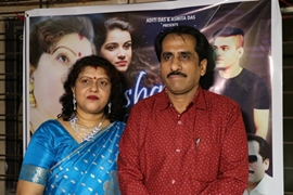 Song Recording of Hindi Album Ishq To Hona Hi Tha  Held At Mumbai