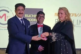 Sandeep Marwah Honored In Greece With Alexander The Great Award