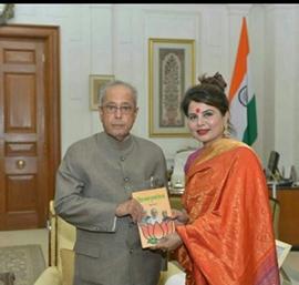 Interview Of Manjusha Ranjan Book Author Of Khila  Kamal Pursharth Desh Ka