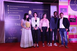 TALENT RUNWAY FASHION BEAUTY PAGEANT Organised by Mr. Amitabh Sinha