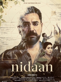 First Look Poster Out  Nidaan Starring Gireesh Sahdev And Krunali Madke