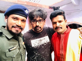 Bhojpuri Film Sarfarosh Shooting Completed