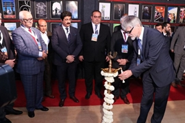 Exhibition of Hundred Photographers Inaugurated at  8th Global Festival of Journalism