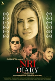 First Look –  NRI Diary starring Aman Verma