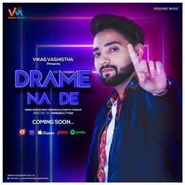The Poster of Drame na De.. Released by Vsquare Music