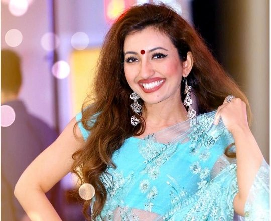 Miss World Washington Shree Saini Received Heart Warming Message From Indian Orphanage