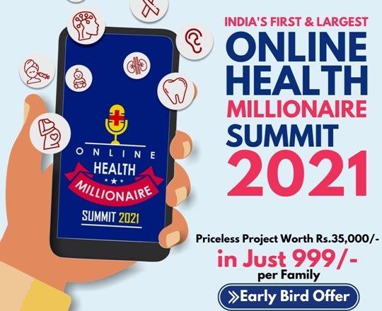 Online Health Millionaire Summit 2021