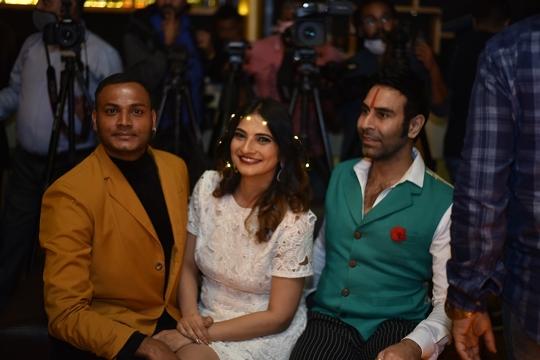 Mystique Event Juveria Nusrat organised Fashion show to support Makeup artist