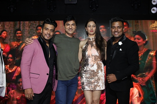Grand Media Launch of Tusshar Dhaliwal's Mrs India Universe 2020-21