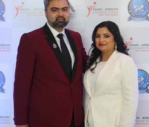 3rd Asian African Leadership Forum organized on April 30 along with felicitation & honour of eminent social activists business leaders and celebrities