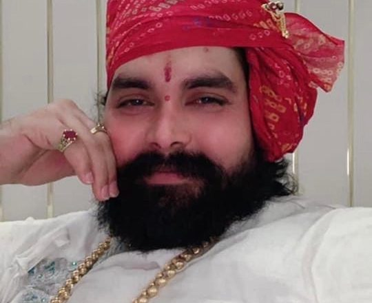 Sri Sri Tulsi Ji Maharaj Launched A New Crypto Coin HAPPINESS Sooner To Be Available On Crypto Exchanges