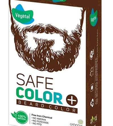 AMA Herbal Launches Vegetal Safe Colour  A 100% Natural Hair Colour