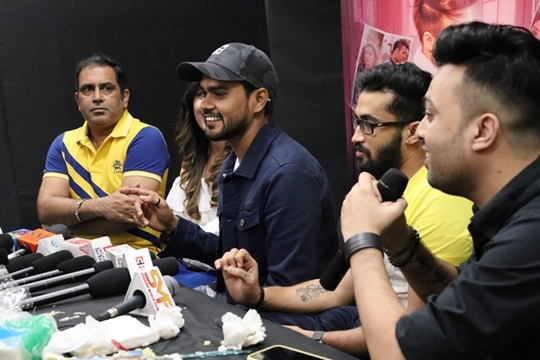 Producer Shivam Singh's TOBC Entertainment completes a year, actors and singers congratulate him for the success