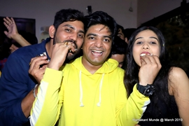 Casting Director Dhananjay Pandey's Birthday Celebrated With Great Fanfare In Mumbai with his Bollywood Friends