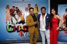 Vicky Chopra's Comedy Movie Ek Chaddi 4 Yaar Launched