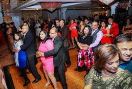 Dance Maestro Varsha Naik And Sandip Soparrkar Leads Valentine's Day Celebration In Edison N.J