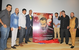 Grand Poster & Trailer Launch of Hindi Feature Film On The Ramp Never Ending Show By Lead Actor Ranvir Shorey