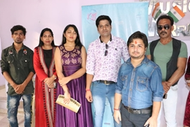 Raj Kumar's Movie Love Post Launched