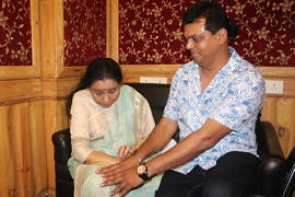 Legend Singer Asha Bhosle Sings Song For Rakhi Sawant Film Kashmir Dhara 370
