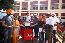 Muhurat Of Punjabi Movie Amaanat
