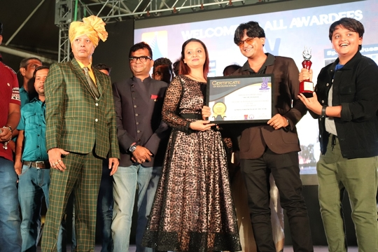 GIAA 2019  Season 5th In Mumbai Organised By Genius Foundation & World Records India