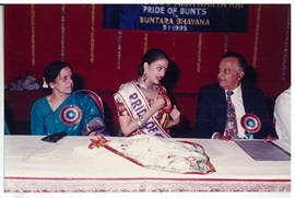 The Legend Lives on – Mrs Sarojini B Shetty