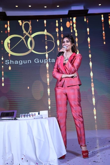 Shagun Gupta Introduces Nouveau Contour  Future of Permanent Cosmetics In India
