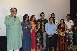 Trailer Launch Of The Bhojpuri Film GUNDA