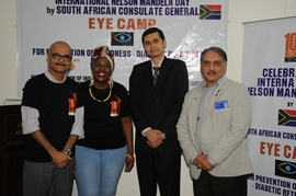 Mandela International Day Celebrated To Provide Vision