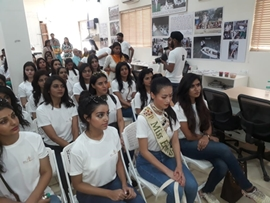 Miss Earth Attended Elite Foundation NGO's Plantation And Yagna