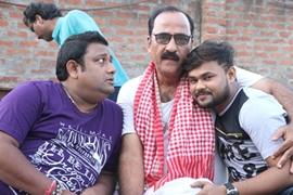 Deepak Dildar Returns Back After Shooting For Love Ke Chakkar Mein