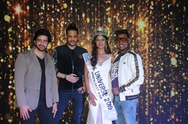 Monica Shaikh Presents Reigning Mrs India 2020