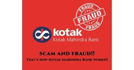 ONE MORE COMPLAINT FOR MALICIOUS PROSECUTION AND DEFAMATION BY BAGLA FAMILY  AGAINST KOTAK MAHINDRA BANK AND OTHERS INCLUDING UDAY S  KOTAK AND ANAND MAHINDRA