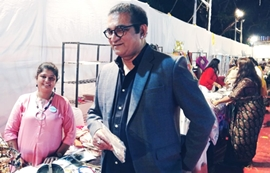 Celebrity Singer Mr. Abhijeet Bhattacharya supports WEE – Women Entrepreneurs Enclave