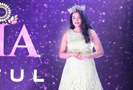 Mrs India Maharashtra I am Powerful 2020 Beauty Pageant Conducted In Mumbai
