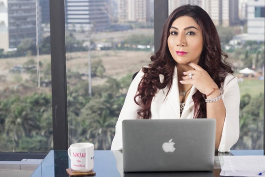 Dr  Naavnidhi K Wadhwa Launches 7 day Transformation Course During Lockdown