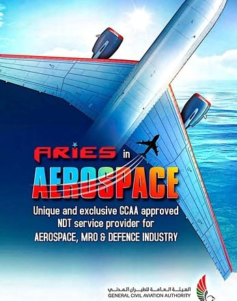 Aries Aviation Services FZE  Sharjah  Receives Approval From General Civil Aviation Authority (GCAA) UAE