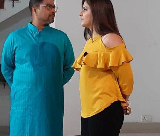 Sharad Kumar Actor Of New Traditions