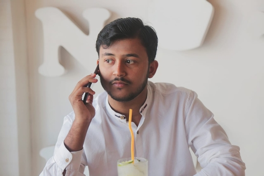 Samar Pratap Suraj Young Enterpreneur Of Dimple Samar Pvt Limited Is To open  Hospital In Himachal Tillu Village Near Naduan
