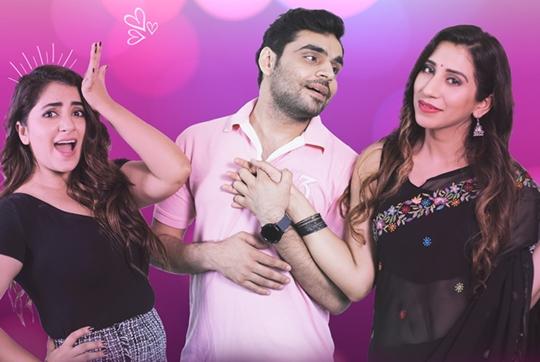 Digital Star Satish Ray's quirky new avatar in 'Pandeyji Zara Sambhalke!'