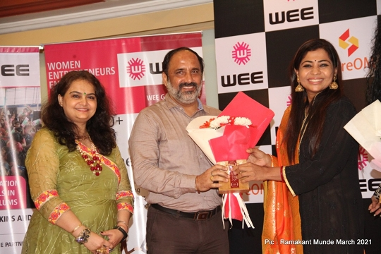WEE Awards 20-21 and Celebrations of Women Entrepreneurship