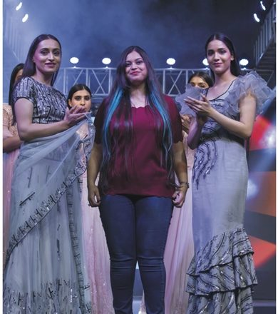 Aura Fashion Week the Two-day Event Recently Concluded In Delhi NCR